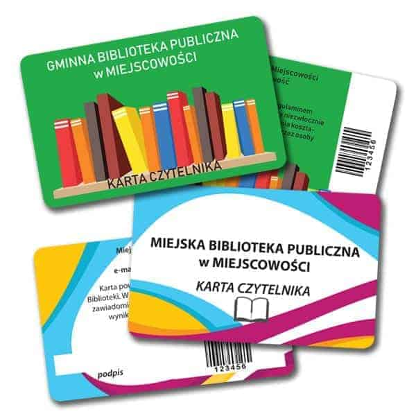 Karty czytelników